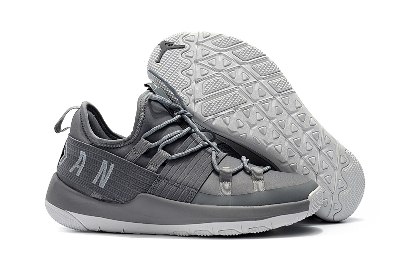 2018 Jordan Training Shoes Grey